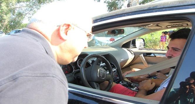 Kural ihlali yapan sürücülere ceza yağdı
