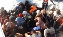 İzmir'de 85 kaçak göçmen yakalandı