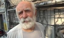 Oyuncu Hikmet Karagöz Taksim Meydanı'nda görüntülendi