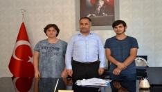 Bigalı öğrenciler iki projeye imza attı
