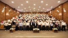 Şahinbey Belediyesinde 199 kursiyer daha sertifikalarını aldı