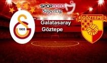 Galatasaray Göztepe Maç Detayları