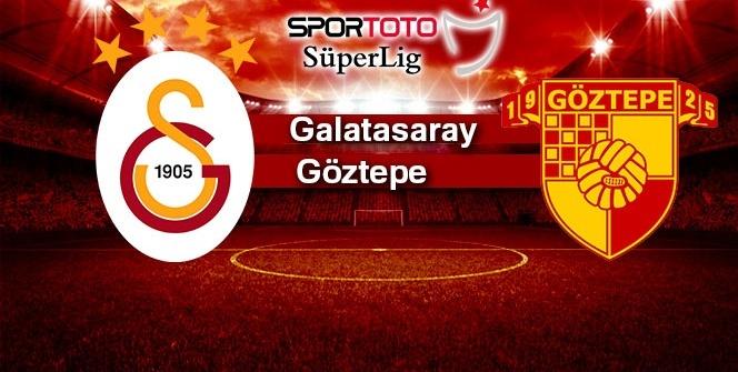 Galatasaray Göztepe Özet İzle