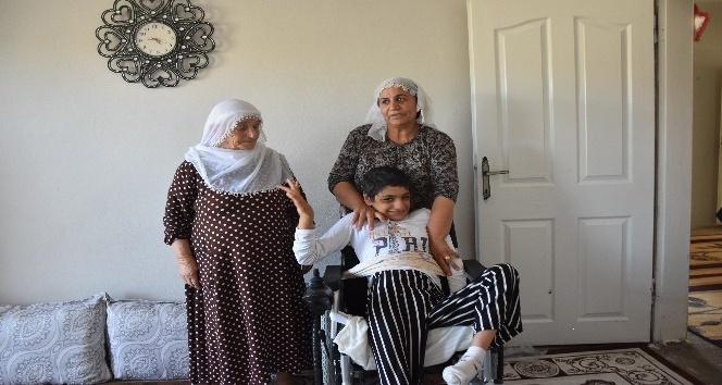 Engelli Deryanın yardım talebine Vandan destek