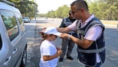 Antalyada Kırmızı Düdük projesi başladı