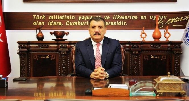 Başkan Gürkanın Kurban Bayramı mesajı