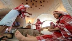 Battalgazideki tarihi mekanlara ziyaretçi akını yaşanıyor
