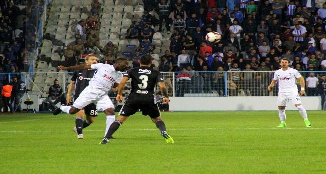 Spor Toto Süper Lig: B.B. Erzurumspor: 1 - Beşiktaş: 3 (Maç sonucu)