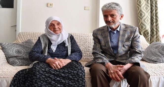Başkan Tunadan 15 Temmuz şehitlerinin ailesine ziyaret