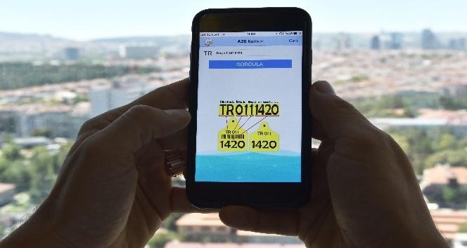 Başkentliler kurban alırken küpe numarasını akıllı cep telefonlarından sorgulayabilecek