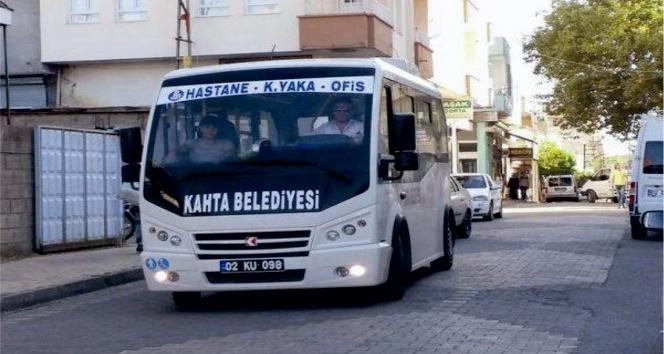 Kahtada toplu taşıma araçları bayramın ilk 3 günü ücretsiz