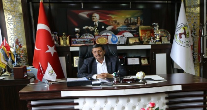 Harran Belediye Başkanı Mehmet Özyavuz: