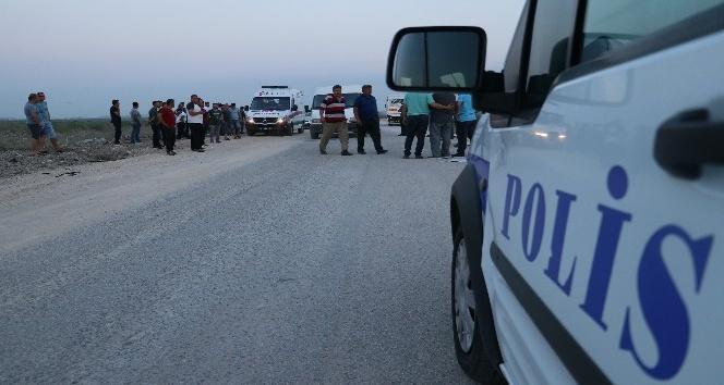 Kanalda kaybolan çocuğun cesedi 10 kilometre ileride bulundu