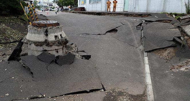 Japonyadaki depremde ölü sayısı 7ye yükseldi