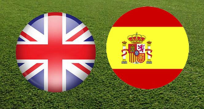 İngiltere İspanya Canlı İzle| İngiltere İspanya şifresiz veren kanallar