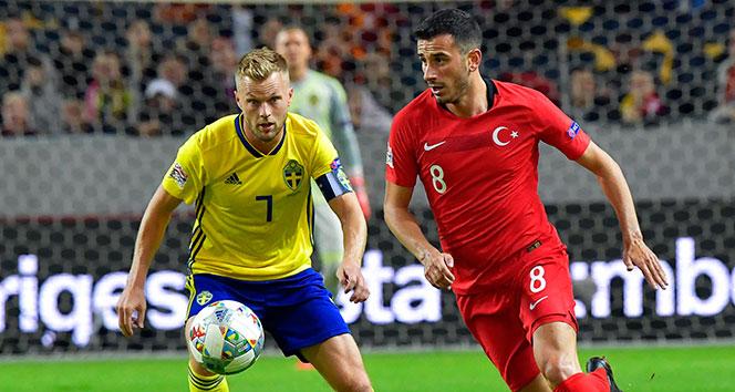 ÖZET İZLE   İsveç 2-3 Türkiye maçı özet izle goller izle   İsveç Türkiye kaç kaç?