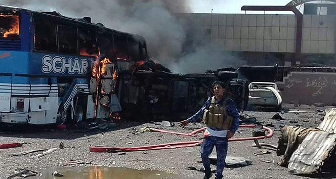 Lokantaya bombalı saldırı: 5 ölü, 30 yaralı