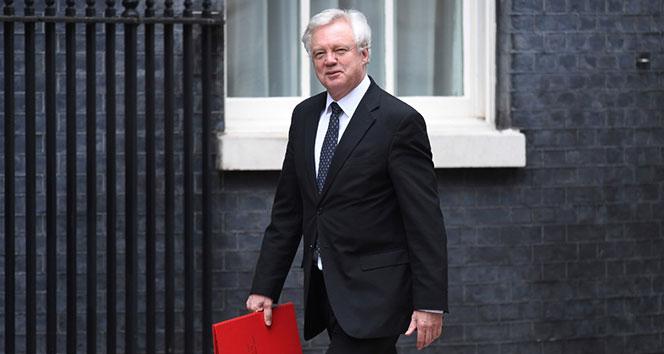 Eski Bakan Davis'ten şaşırtan 'Brexit' açıklaması