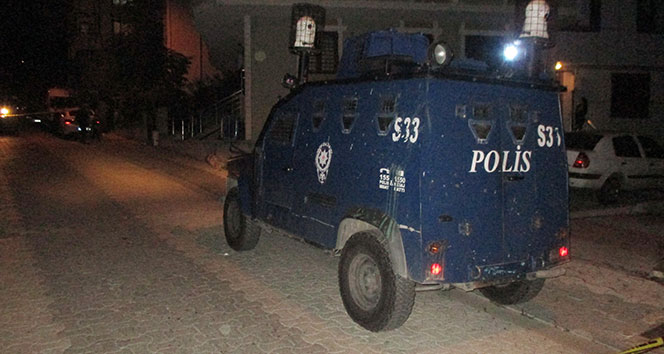 Ataşehir'de el bombasına benzer cisim polisi alarma geçirdi