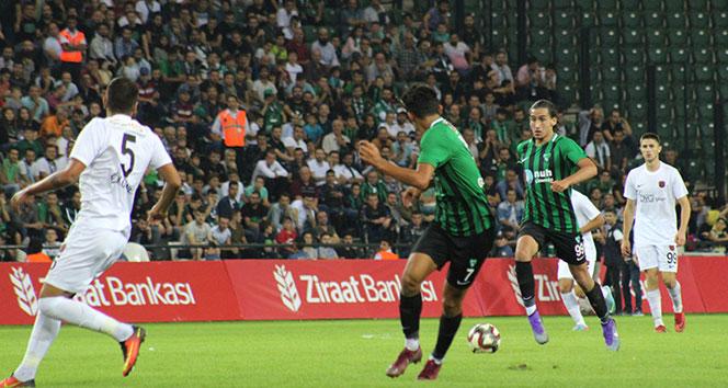 Ziraat Türkiye Kupası 2. Eleme Turu: Kocaelispor: 2 - Gölcükspor: 0