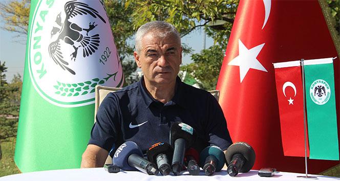 Rıza Çalımbay: 'Fenerbahçe maçında kazanmak için her türlü riske girebiliriz'