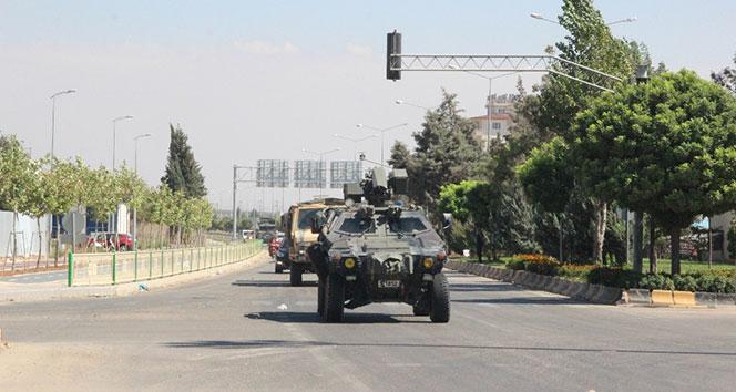 İdlib sınırına komando takviyesi