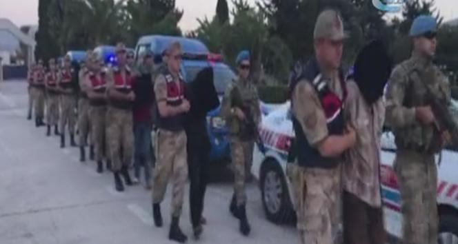 MİT'ten büyük operasyon! Şehitlerimizin naaşını kaçıran 9 terörist yakalandı