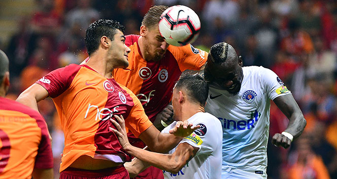 Mbaye Diagne, Galatasaray'ı da boş geçmedi