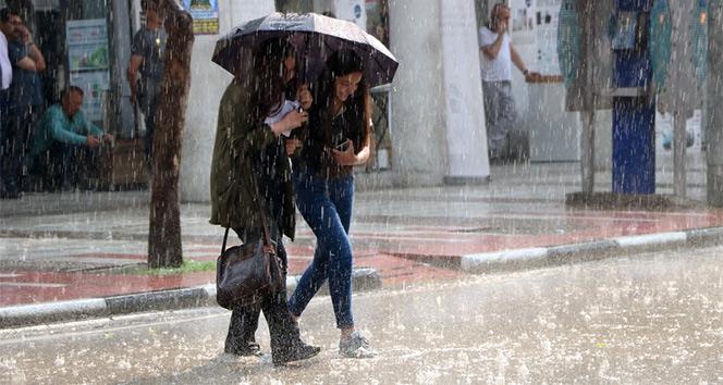Son dakika: Meteoroloji'den yağış uyarısı! 15 Eylül yurtta hava durumu