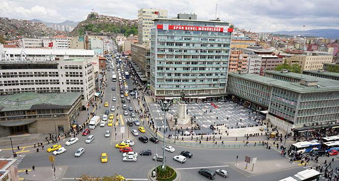 Ankara'da trafiği rahatlatacak projeye Meclis'ten onay