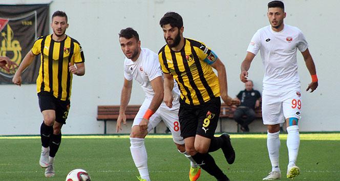 İstanbulspor ile Adanaspor yenişemedi