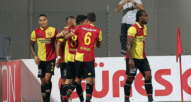 Göztepe, Kayserispor'u 2 golle geçti