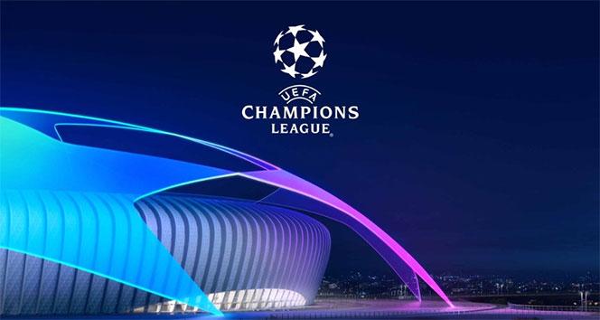 UEFA Şampiyonlar Ligi'nde toplu sonuçlar!