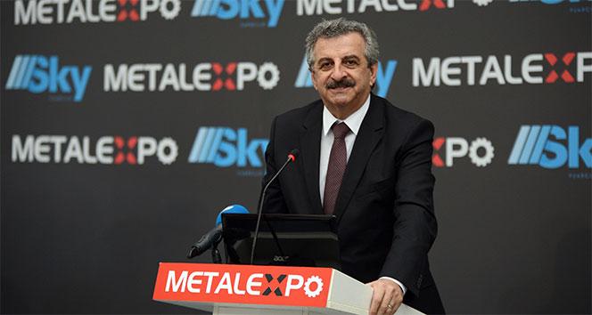 Bakan Yardımcısı Hasan Büyükdede: 'Çelik endüstrisine büyük talep var'