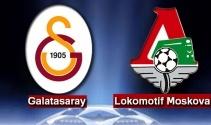 Galatasaray Lokomotiv Moskova Maç Bilgi Ekranı
