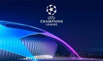 Şampiyonlar Ligi Maçları Bilgi Ekranı