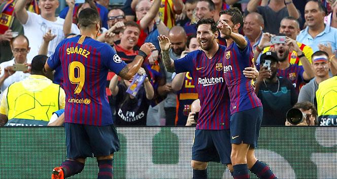 Barcelona, ilk maçta sürprize izin vermedi