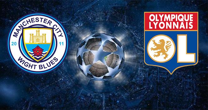 ÖZET İZLE | Manchester City 1-2 Lyon özet izle goller izle | Manchester City - Lyon kaç kaç?