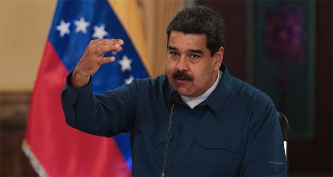Maduro: 'Ekim'de yapılacak darbeyi ortaya çıkardık'