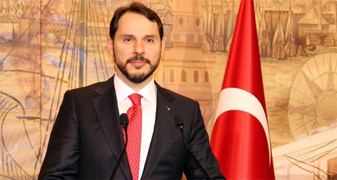 Berat Albayrak BRICA İstanbul Zirvesi'nde konuştu