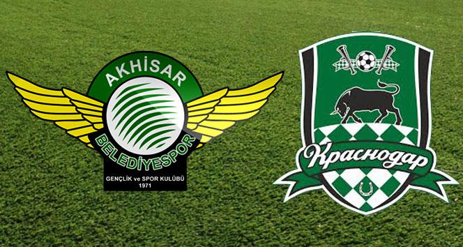 ÖZET İZLE: Akhisar 0-1 Krasnodar Maç Özeti ve Golleri İzle |Akhisar Krasnodar Kaç Kaç Bitti?