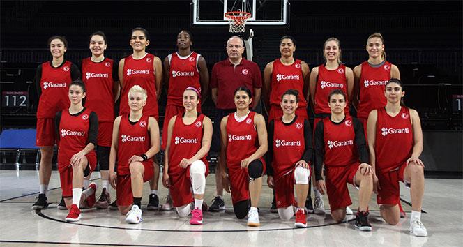 A Milli Kadın Basketbol Takımı'nın Dünya Şampiyonası macerası başlıyor