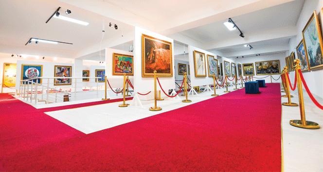 Kıbrıs Modern Sanat Müzesi sanatseverlere kapılarını açıyor
