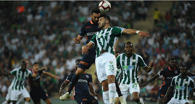 ÖZET İZLE: Bursa 0-0 Başakşehir Maç Özeti İzle | Bursa Başakşehir Kaç Kaç Bitti?