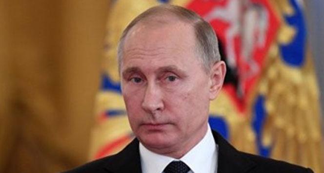 Putin'den Ruhaniye terörle mücadele desteği