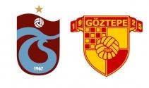 Trabzonspor Göztepe Maç Bilgi Ekranı