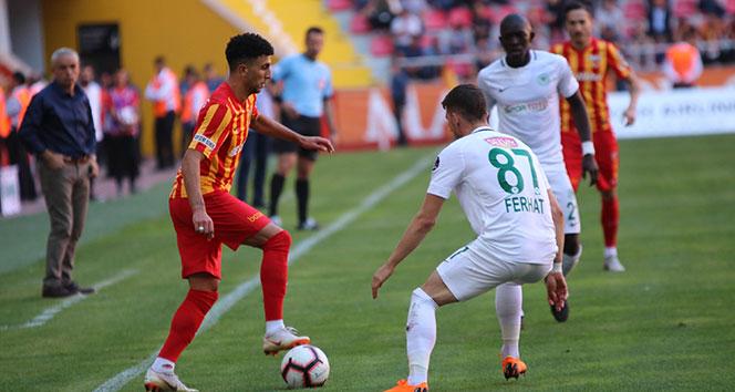 ÖZET İZLE | Kayserispor 0-2 Konyaspor özet izle goller izle | Kayserispor - Konyaspor kaç kaç?