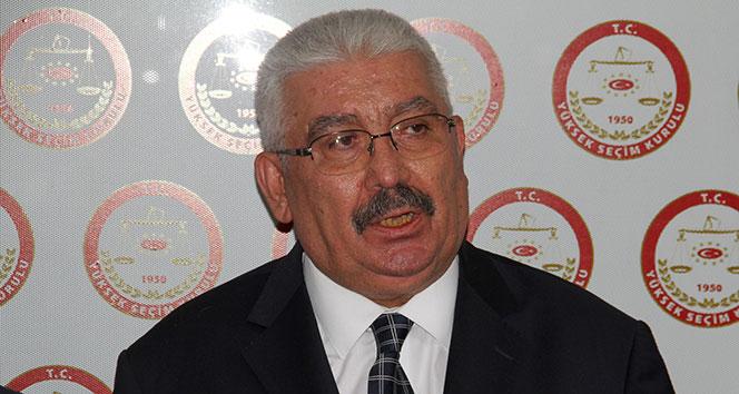 MHP'li Semih Yalçın'dan 'seçim ittifakı' açıklaması