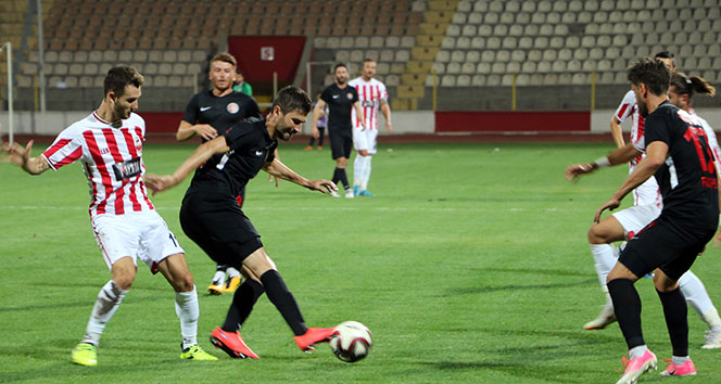TFF 2. Lig: Kahramanmaraşspor: 0 - Fatih Karagümrükspor: 1
