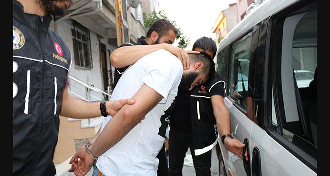Mersin'de yasa dışı bahis operasyonu...